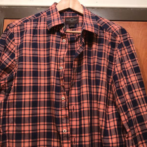Black & Brown 1826 Button up shirt Large